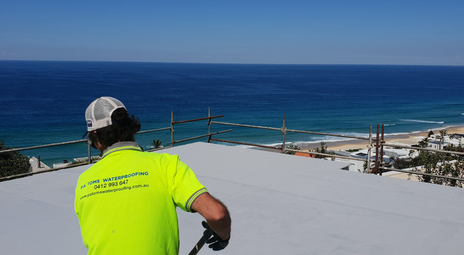 waterproofing-noosa-heads-roof-washing | PA Toms Waterproofing